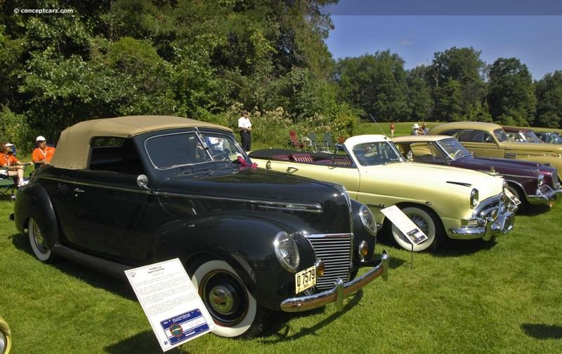1939 Mercury Series 99A