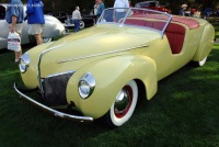 1939 Coachcraft Roadster image.