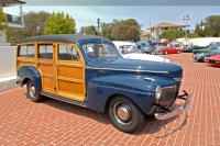 1941 Mercury Model 19A.  Chassis number 99A349992