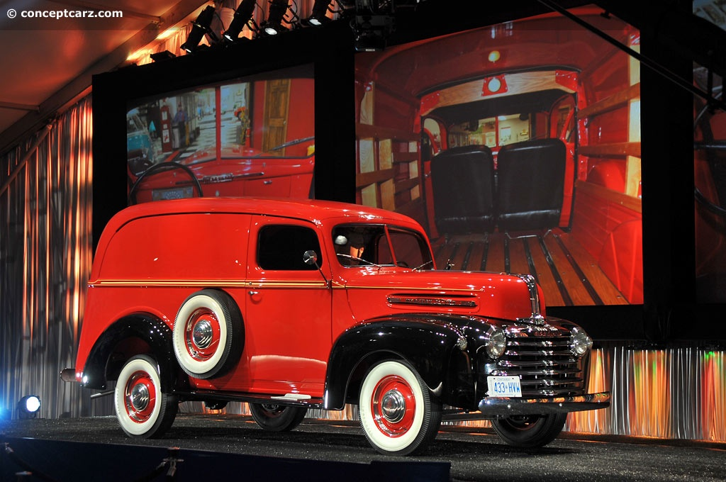 1947 Mercury Panel Truck History Pictures Value Auction Sales Research And News