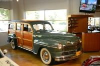 1947 Mercury Series 79M.  Chassis number 799A1942101