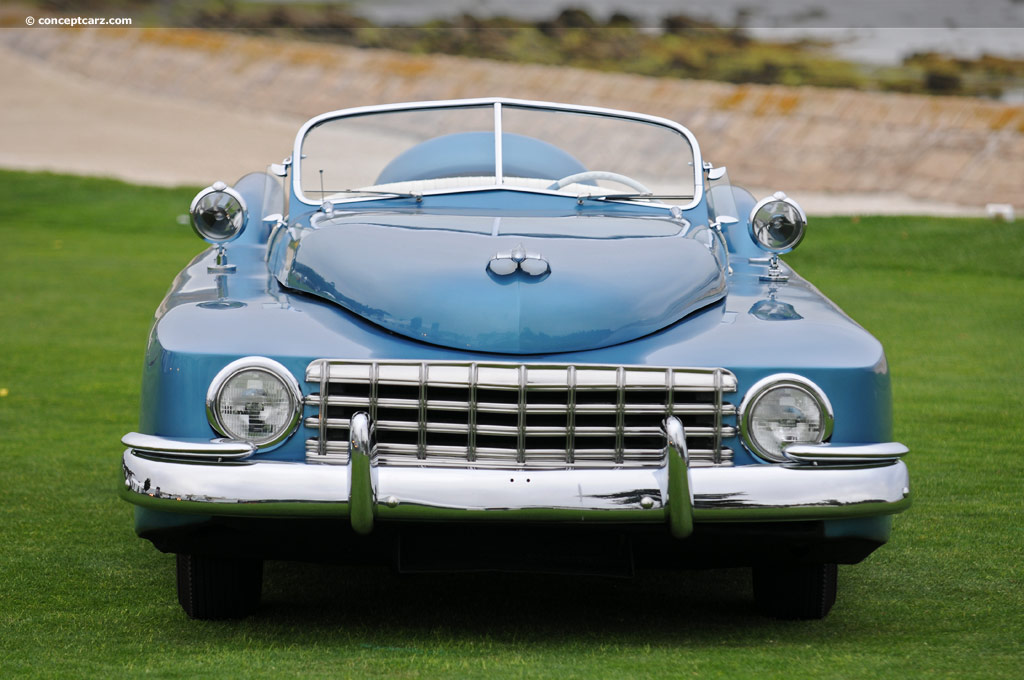 Concours D Elegance >> 1950 Mercury Bob Hope Special Image. Chassis number ...