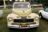 1948 Mercury Series 89M.  Chassis number 899A2201141