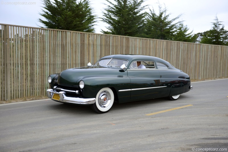 1949 Mercury Series 9CM Sam Barris Custom