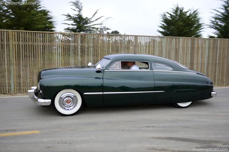 1949 Mercury Series 9CM Sam Barris Custom