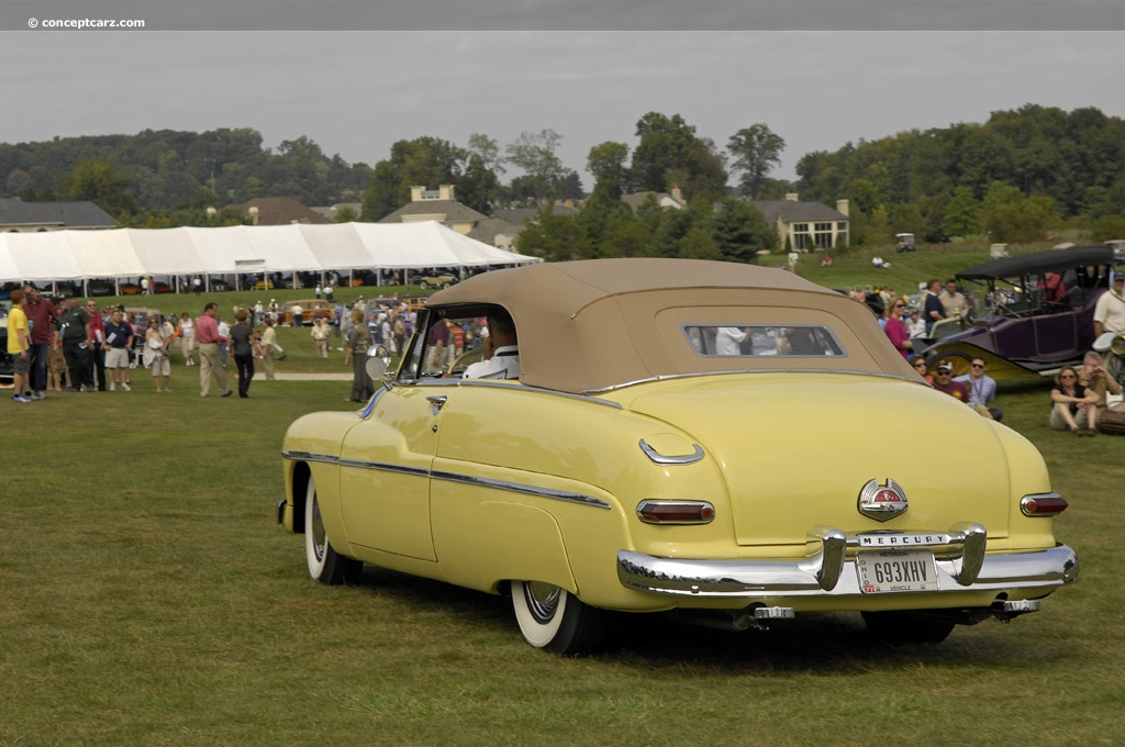 1950 Mercury Series 0CM