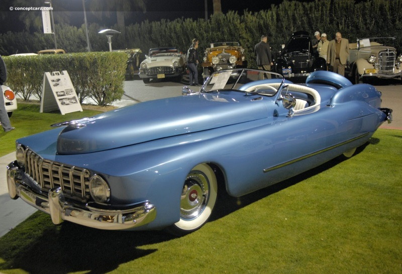 1950 Mercury Bob Hope Special