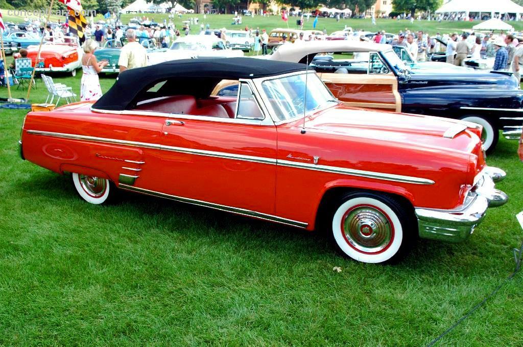 1953 Mercury Monterey Custom Image Https Www