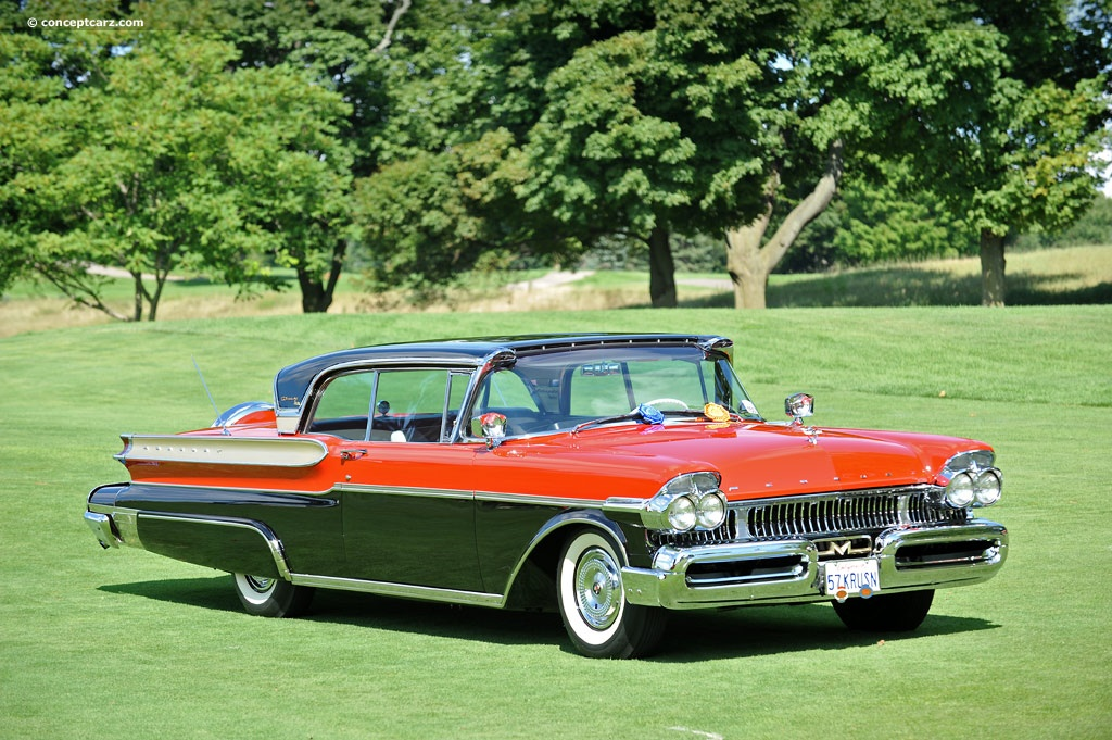 1957 Mercury Turnpike Cruiser Pictures History Value
