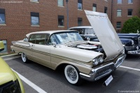 1958 Mercury Montclair image.