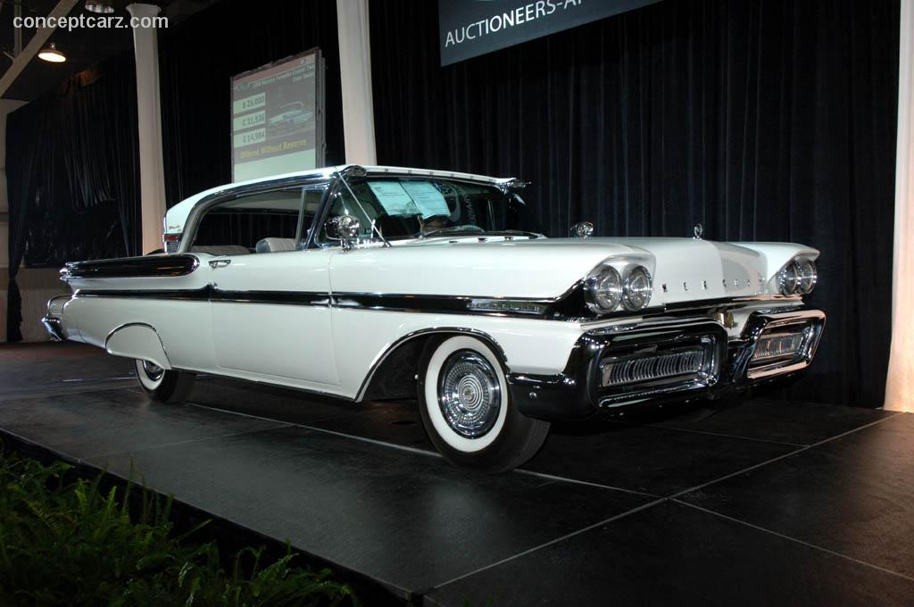 Auction Results And Data For 1958 Mercury Montclair