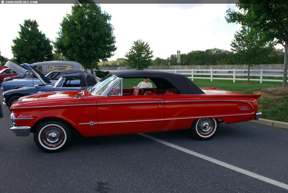 Auction Results And S Data For 1963 Mercury Comet