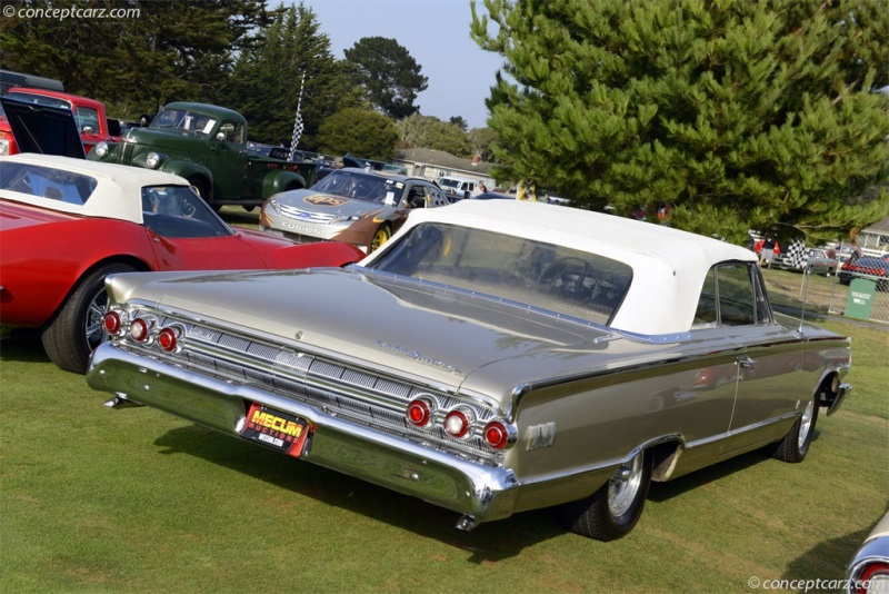 Chassis 3W65Z515595 1963 Mercury Monterey chassis information