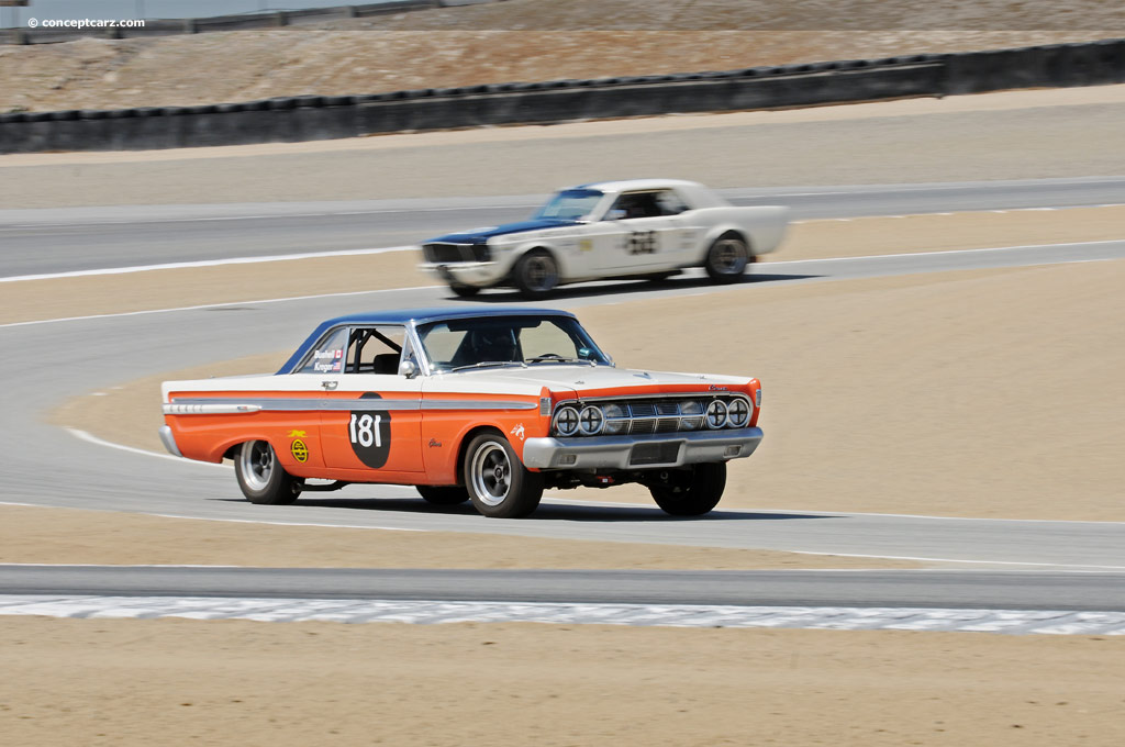 Auction Results and Sales Data for 1964 Mercury Comet