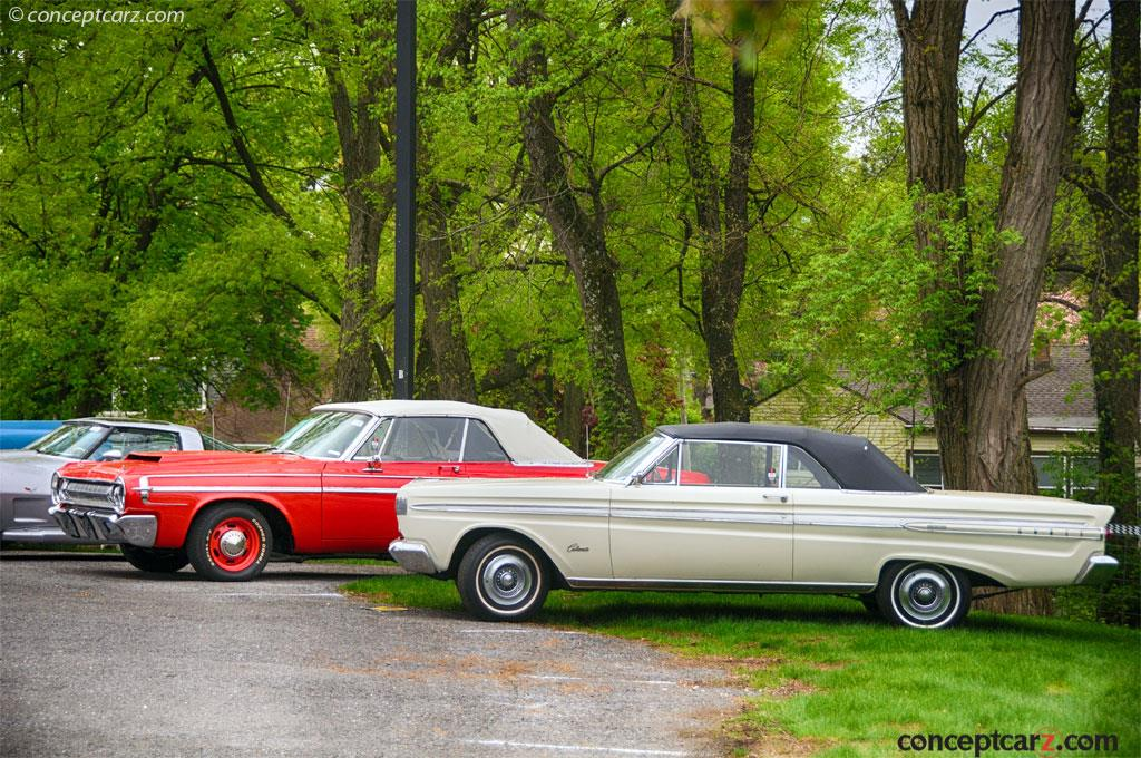 1964 Mercury Comet technical and mechanical specifications