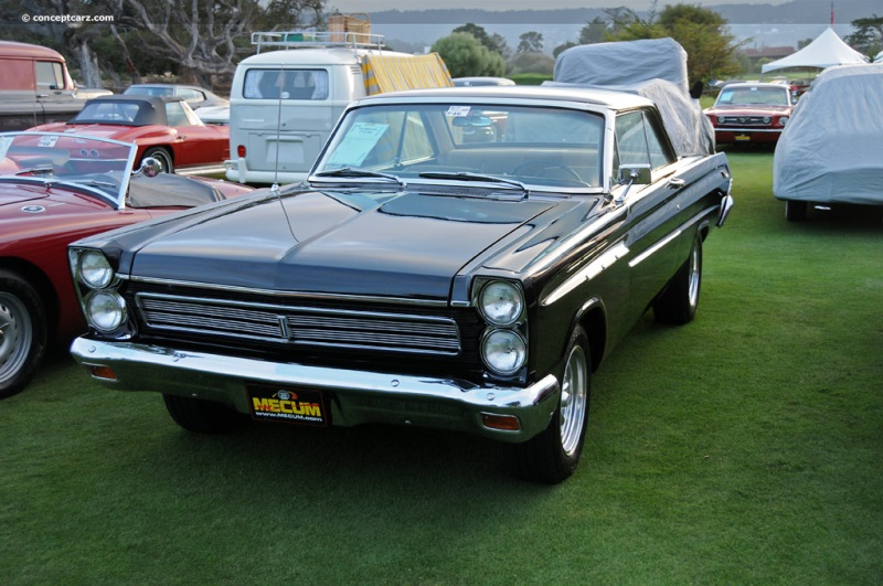 1965 Mercury Cyclone pictures and wallpaper