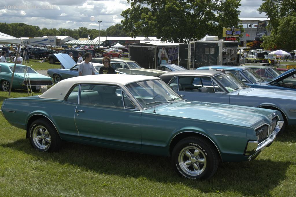 1967 Mercury Cougar Image Https Www Conceptcarz Com