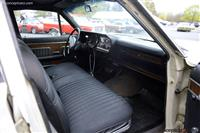 1968 Mercury Park Lane.  Chassis number 8B64Z527135