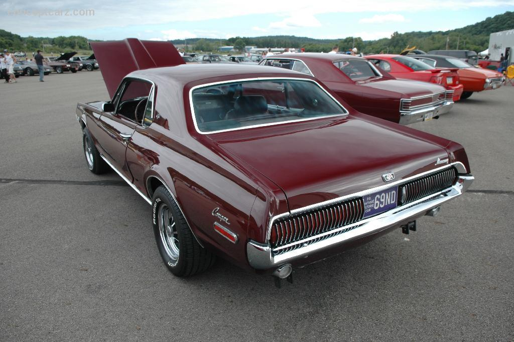 1968 Mercury Cougar Image Https Www Conceptcarz Com