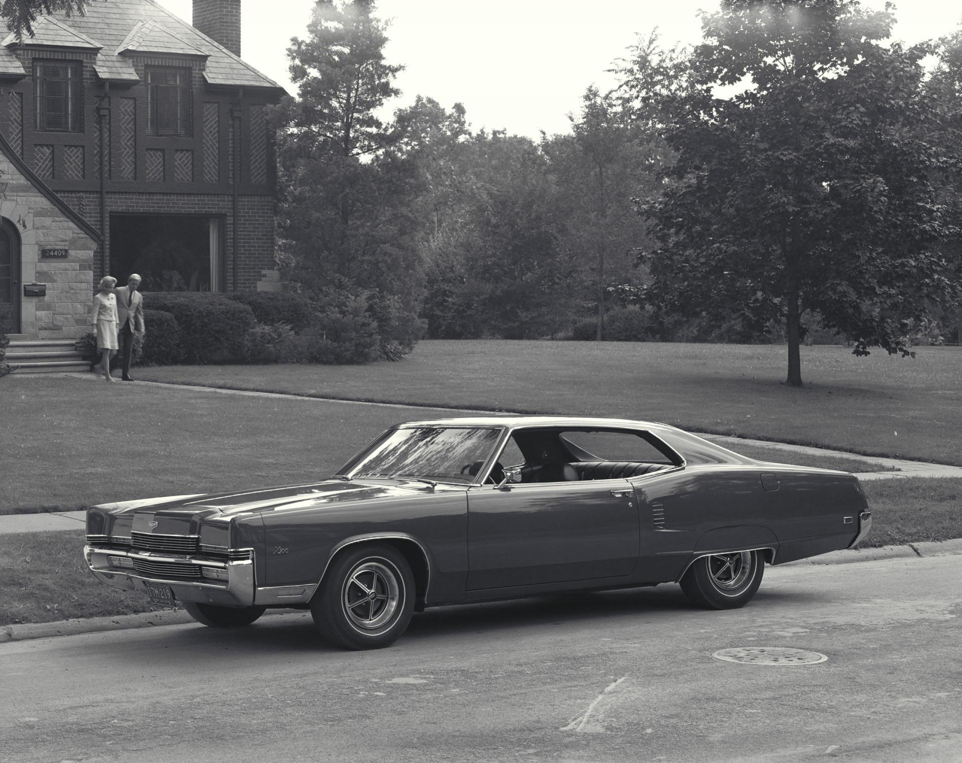 1969 Mercury Marauder Pictures History Value Research