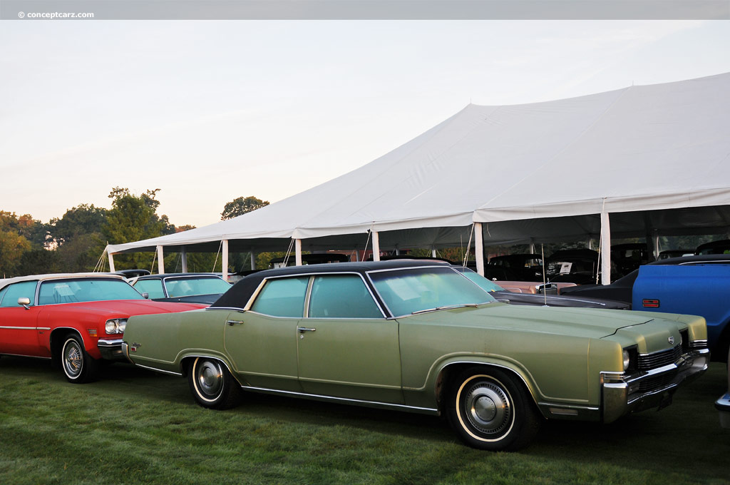 Auction Results And Data For 1969 Mercury Marquis