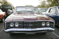 1969 Mercury Montego.  Chassis number 9H12F530521