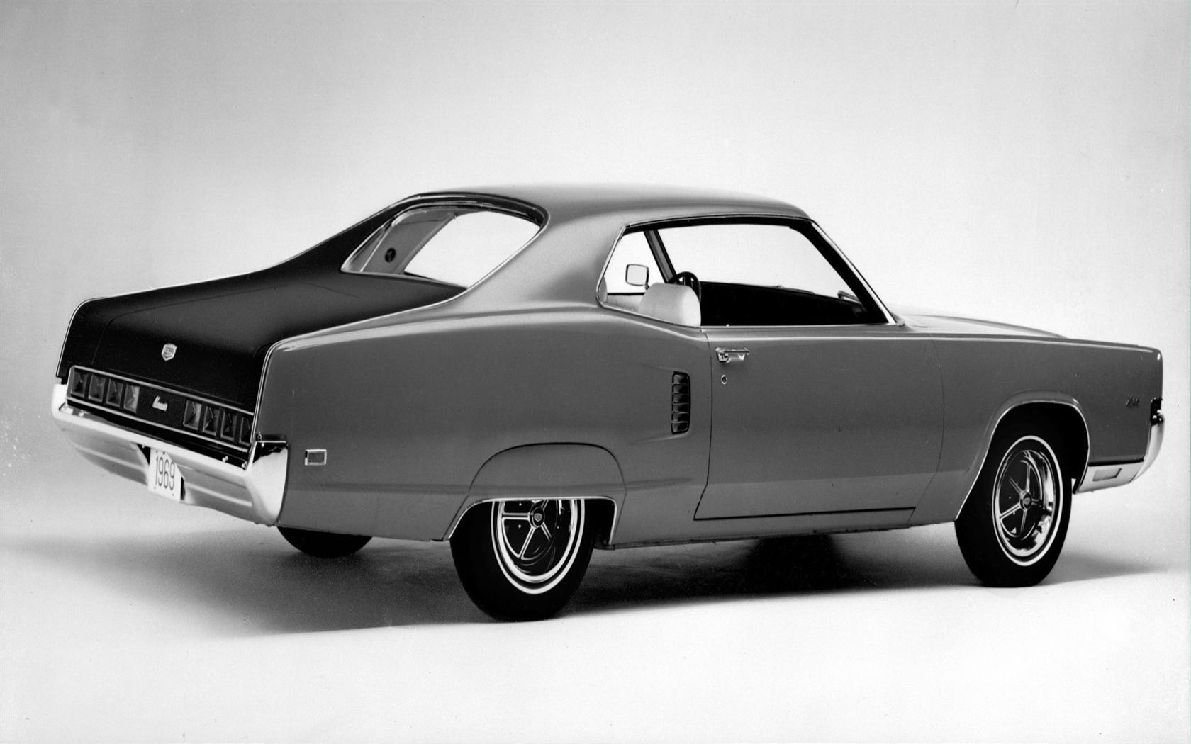 1969 Mercury Marauder Image Https Www Conceptcarz Com