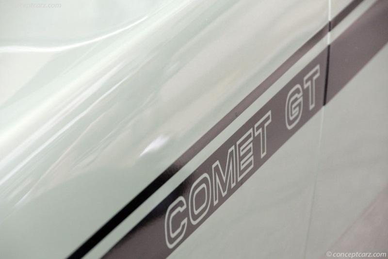 1971 Mercury Comet
