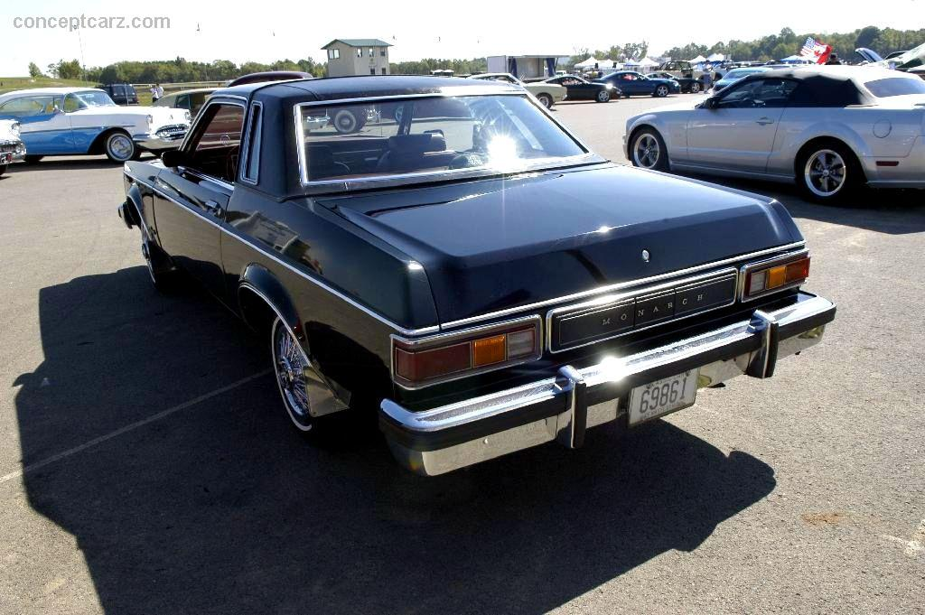 1977 Mercury Monarch Image. https://www.conceptcarz.com ...