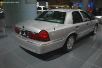 2005 Mercury Grand Marquis image.