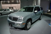 Popular 2006 Mercury Mountaineer Wallpaper