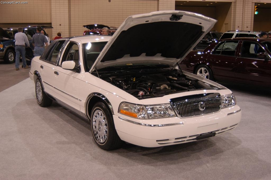 Mercury Grand Marquis Virginia Dv