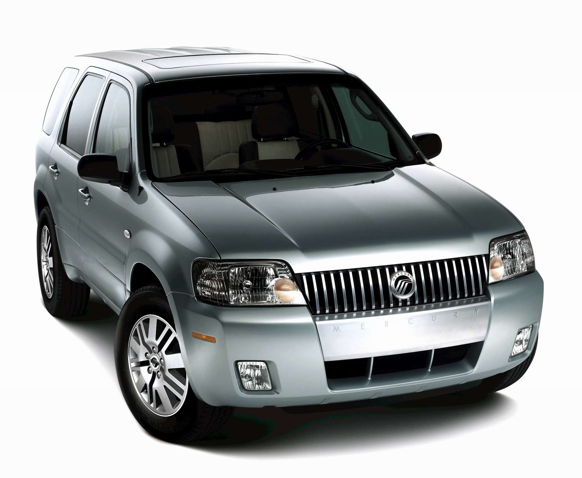 2007 Mercury Mariner Hybrid History Pictures S Value Research And News