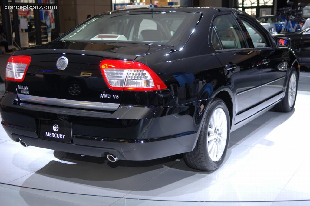 Auction Results And Sales Data For 2006 Mercury Milan