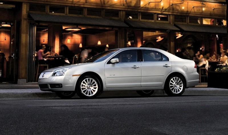 2008 Mercury Milan thumbnail image