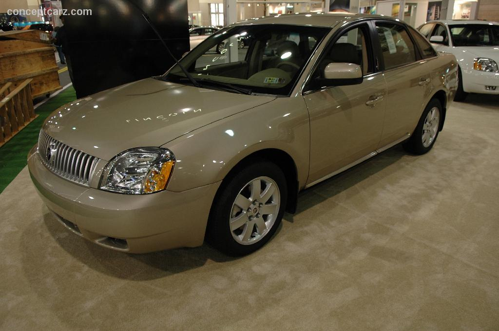 Car Price >> 2006 Mercury Montego Image. Photo 29 of 42