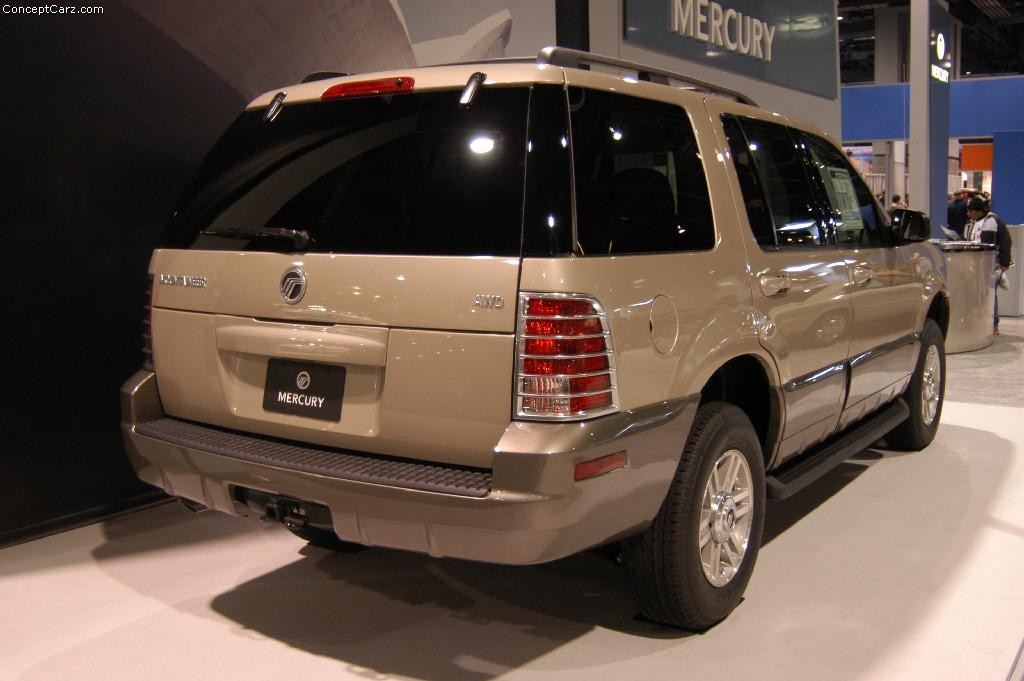 Auction Results And Sales Data For 2004 Mercury Mountaineer