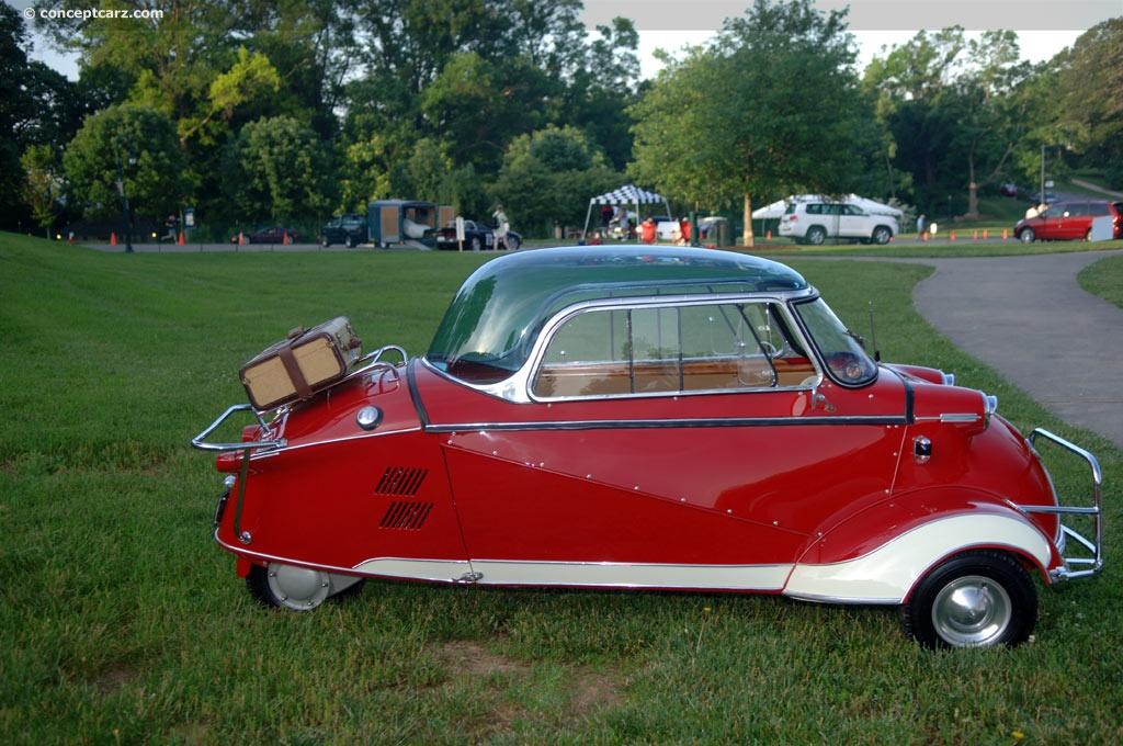 1955 Messerschmitt KR200