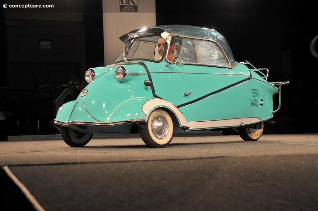 1956 Messerschmitt Kr200 Conceptcarz Com