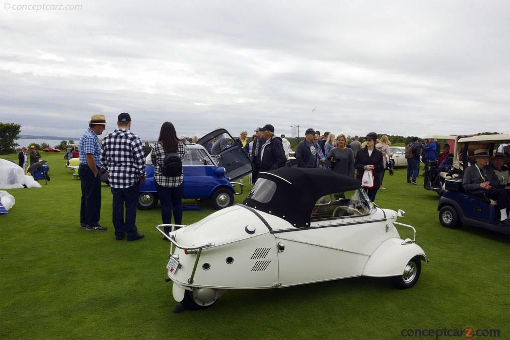 1957 Messerschmitt KR201