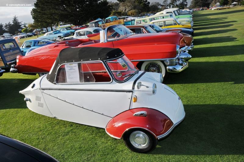 1961 Messerschmitt KR200