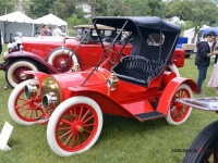 Horseless Carriage and Brass Era