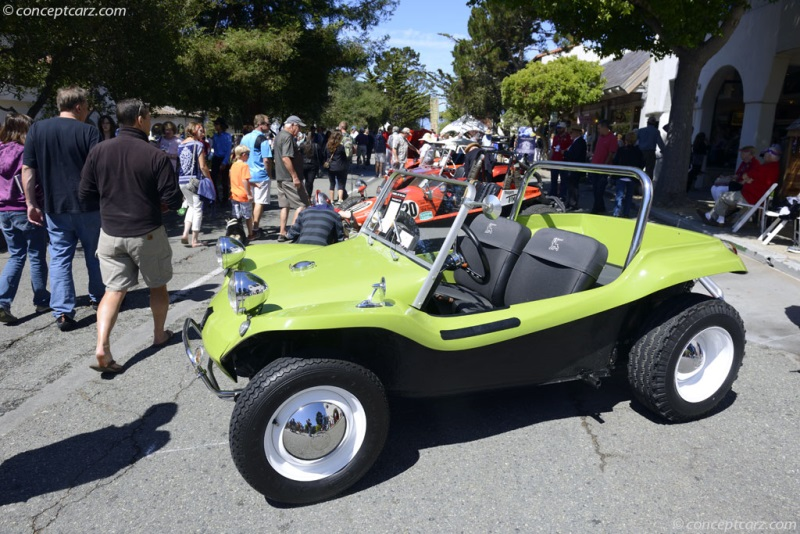 1968 Meyers Manx chassis information