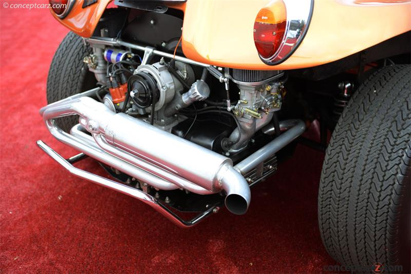 Chassis 1102980174 1970 Meyers Manx chassis information