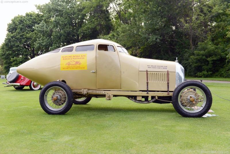 1917 Miller Golden Submarine