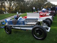 1926 Miller Model 91.  Chassis number 8