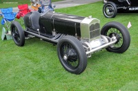 1927 Miller Model 91.  Chassis number 2