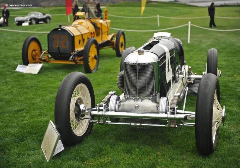 1928 Miller Model 91