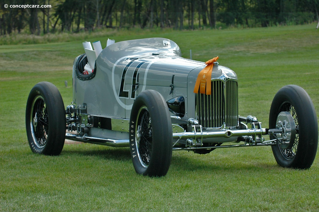 1931 Miller Championship Race Car History, Pictures, Sales Value, Research  And News