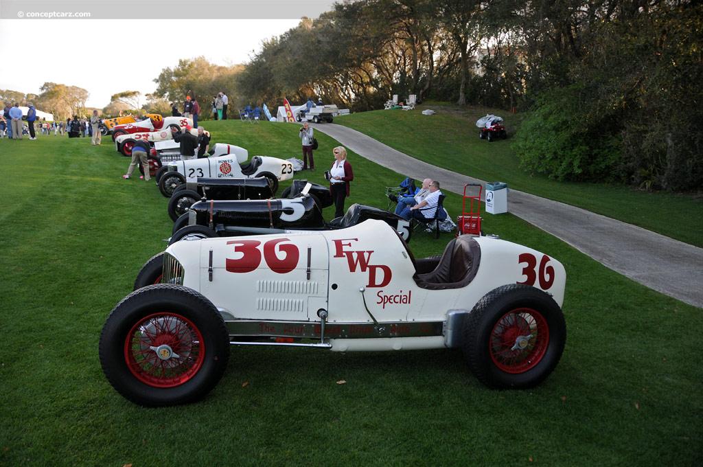 1932 Miller FWD Special